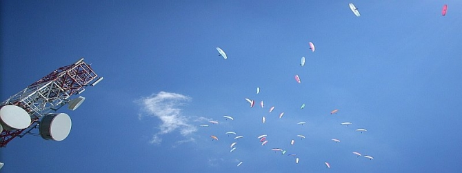 paragliding world cup - PWC - Drama 2010