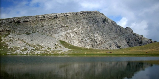 Dragonlake Pindos mountain - Zagoria